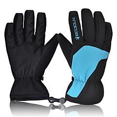 Rękawice narciarskie Męskie Damskie Full Finger Keep Warm Wodoodporny Quick Dry Wiatroodporna Narciarstwo Zima