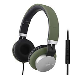 Neutral Tuote GS-789 Kuulokkeet (panta)ForMedia player/ tabletti / Matkapuhelin / TietokoneWithMikrofonilla / DJ / Äänenvoimakkuuden