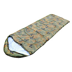 Sleeping Bag Envelope / Rectangular Bag -15-20°C Moistureproof/Moisture Permeability Portable Quick Dry Windproof Breathability 190X75