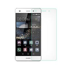 billige Skærmbeskytter Til Huawei-beittal® 0.26mm afrundet kant transparent 9h hærdet glas membran skærmbeskytter til Huawei Ascend p8 lite (5.0inch)