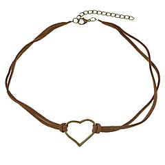 preiswerte Halsketten-Damen Halsketten - Grundlegend, Modisch Schwarz, Gelb, Braun Modische Halsketten Schmuck Für Normal