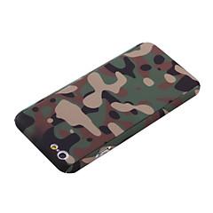 Назначение iPhone 8 iPhone 8 Plus iPhone 7 iPhone 7 Plus iPhone 6 Чехлы панели Защита от удара Защита от пыли Чехол Кейс для Камуфляж