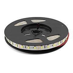 tanie Taśmy świetlne RGB-jasne elastyczne taśmy LED non-wodoodpornych 300 SMD 5630 60 led / m zimny / ciepły biały / niebieski / zielony / czerwony 12V DC 1 szt