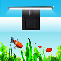 أحواض السمك إضاءةLED ضوء خزان الأسماك ضوء الشريط أبيض مع قواطع قصاصة مصباح LED 220V