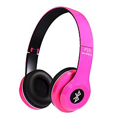 NEW P24 wireless foldable Headphone Stereo Bluetooth Earphone with MP3 Player Music FM Radio