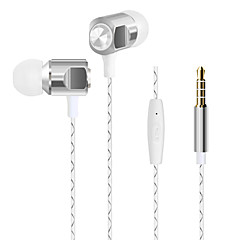 ουδέτερη Προϊόν HST-56 Ακουστικά Ψείρες (Μέσα στο Κανάλι Αυτιού)ForMedia Player/Tablet Κινητό Τηλέφωνο ΥπολογιστήςWithΜε Μικρόφωνο DJ