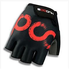 BOODUN® Szabadidős/Sport kesztyűk Női Férfi Kerékpáros kesztyűk Tél Kerékpáros kesztyűkMelegen tartani Csúszásgátló Ütésálló Légáteresztő