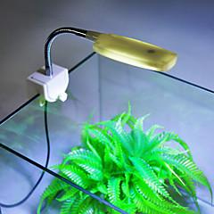 رخيصةأون -أحواض السمك إضاءةLED أبيض توفير الطاقة مصباح LED 220V