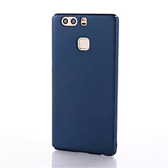 For Huawei P9 P9 Lite P9 Plus Case Cover Ultra-thin Back Cover Case Solid Color Hard PC Honor 8 Mate 9 NOVA