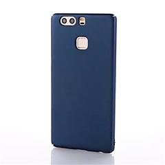 إلى نحيف جداً غطاء غطاء خلفي غطاء لون صلب قاسي PC إلى Huawei هواوي P9 Huawei P9 Lite Huawei P9 Plus Huawei Honor 8 Huawei Mate 9