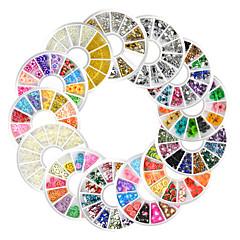 13 미술 장식 네일 라인 석 진주 메이크업 화장품 아트 디자인 네일