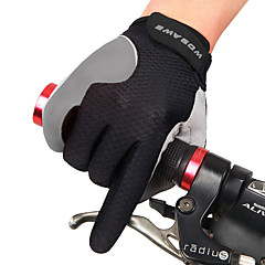 Sports Gloves Touch Gloves Bike Gloves / Cycling Gloves Wearable Breathable Wearproof Wicking Lightweight Anti-skidding Full-finger