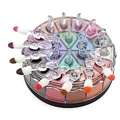 Paleta de Sombras Secos Paleta da sombra Pó NormalMaquiagem para Dias das Bruxas Maquiagem de Festa Maquiagem de Fada Maquiagem Olho de