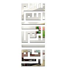 Mondások & Idézetek Falimatrica Tükör falimatrica Dekoratív falmatricák,Vinil lakberendezési fali matrica For Fal