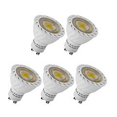 GU10 GX5.3 LED Spotlight MR16 1 COB 250lm Warm White Cold White 2700-6500K Decorative AC 220-240V