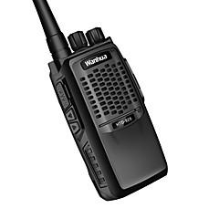 halpa Radiopuhelimet-wanhua 825 Radiopuhelin Käsin pidettävä Analoginen Akun Alhaisen Varaustason Varoitus Virransäästötoiminto >10KM >10KM 6 Radiopuhelin