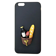 Для Своими руками Кейс для Задняя крышка Кейс для Фрукт Твердый PC для Apple iPhone 7 Plus iPhone 7 iPhone 6s Plus/6 Plus iPhone 6s/6