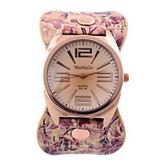 preiswerte Tolle Angebote auf Uhren-Damen Armbanduhr Schlussverkauf Echtes Leder Band Freizeit / Modisch Mehrfarbig