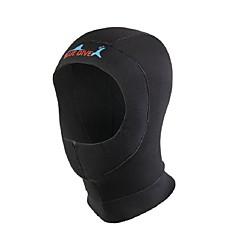 Χαμηλού Κόστους -BlueDive® Γυναικεία Ανδρικά Γιούνισεξ 3mm Σκούφοι Κατάδυσης Διατηρείτε Ζεστό Γρήγορο Στέγνωμα Προστατευτικό Χοντρό Νάιλον Νεοπρένιο