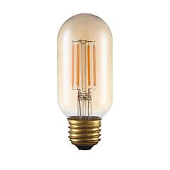 preiswerte LED-Birnen-GMY® 300lm E26 LED Glühlampen T 4 LED-Perlen COB Abblendbar Dekorativ Bernstein 110-130V