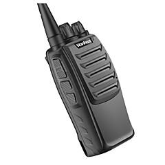 abordables Alarmes & Sécurité-wanhua 26 Talkie-Walkie Portable Analogique Contrôle > 10 km > 10 km 16 5 Talkie walkie Radio bidirectionnelle