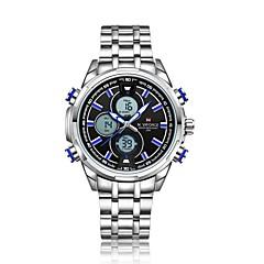 Men's Sport Watch Fashion Watch Wrist watch Quartz Alloy Band Vintage Casual Multi-Colored