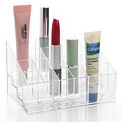 Almacenamiento de Maquillaje Acrílico Transparentes Otros 14.5*9.5*7.5
