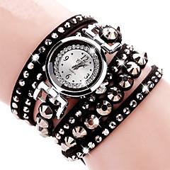 Damskie Dziecięce Do sukni/garnituru Modny Zegarek na nadgarstek Zegarek na bransoletce Sztuczny Diamant Zegarek sztuczna Diament Kwarcowy