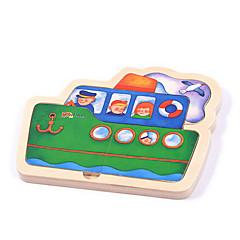 رخيصةأون -ألعاب تربوية ألعاب حداثة خشب صبيان فتيات 1 قطع