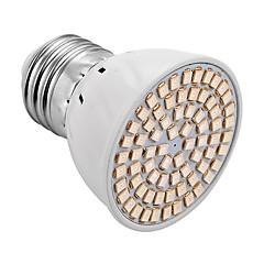 billige LED-lyspærer-YWXLIGHT® 300-400lm E26 / E27 Voksende lyspære 72 LED Perler SMD 2835 Blå Rød 220V 110V