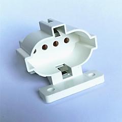 tanie Akcesoria LED-1szt Akcesoria oświetleniowe Lekkie gniazdo Plastikowy