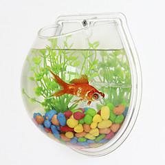 billige Akvarie Dekorationer-Miniakvarium Baggrunde Kunstig Plastik