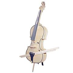 preiswerte -Holzpuzzle Geige Musik Instrumente Cello Profi Level Holz Geburtstag Valentinstag Kindertag