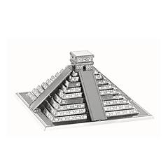 DIY-setti 3D palapeli Palapeli Metalliset palapelit Lelut Torni Kuuluisa rakennus Arkkitehtuuri 3D DIY Sisustustarvikkeet Pieces