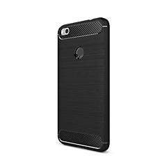Для Защита от удара Кейс для Задняя крышка Кейс для Один цвет Мягкий Углеволокно для HuaweiHuawei Honor 6X Huawei Mate 9 Huawei Enjoy 5