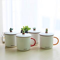 Italokkal kapcsolatos termékek, 300 Kerámia Meztelen Tej Kávéscsészék Termosz bögre