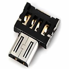 dm usb Mikro-USB-Stecker OTG-Adapter kompatibel mit USB-Festplatte / Telefon / Tablet usw.