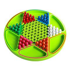 voordelige -Bordspel Spellen & Puzzels Cirkelvormig ABS Kunststof