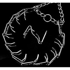 Kraag Lijnen Verstelbaar/Uitschuifbaar Training Effen Roestvast staal