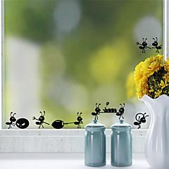 애니멀 벽 스티커 플레인 월스티커 데코레이티브 월 스티커,비닐 자료 홈 장식 벽 데칼