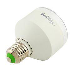 5W E26 E27 LED-bollampen 25 leds SMD 2835 Koel wit 400-450lm 6000