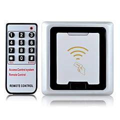 Kdl 12 anahtar su geçirmez sayısal tuş takımı akıllı kart kapı erişim kontrolü