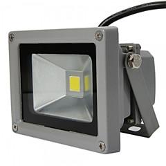 voordelige Buitenverlichting-hkv® 1pcs 10w festoen LED schijnwerper te integreren geleid 900-1000 lm warm wit koel wit natuurlijk wit waterdicht ac85-265 v