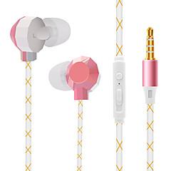 Jtx Qualitäts-Lautstärkeregler in Ohr Kopfhörer für iphone und Android-Handys