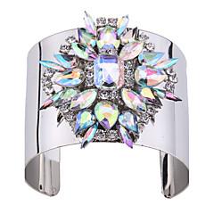 preiswerte Armbänder-Damen Manschetten-Armbänder - Retro, Punk, Modisch Armbänder Gold / Silber Für Besondere Anlässe Geschenk