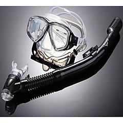 Αναπνευστήρες Αδιάβροχη Εξοπλισμός Ασφαλείας Καταδύσεις & Κολύμπι με Αναπνευστήρα σιλικόνη