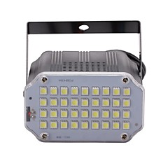 cheap Indoor Lights-U'King 10 W LED Stage Lights Adjustable / Easy Install / Sound-Activated Cold White 110-240 V LED Beads / 1 pc / RoHS / CE Certified / FCC