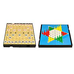 preiswerte -Brettspiel Quadratisch Harz Metal