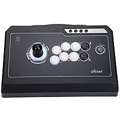 お買い得  ビデオゲーム用アクセサリー-Q4-4018 ケーブル ジョイスティック 用途 PC 、 ジョイスティック ABS 1 pcs 単位