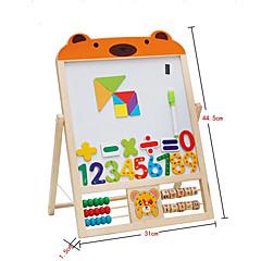 Quebra-cabeças Brinquedo Educativo Blocos de construção Brinquedos Faça Você Mesmo 1